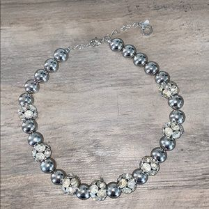 Jewelry - Silver large ball chain necklace